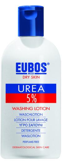 Eubos 5% Urea losjon za čiščenje, 200 ml