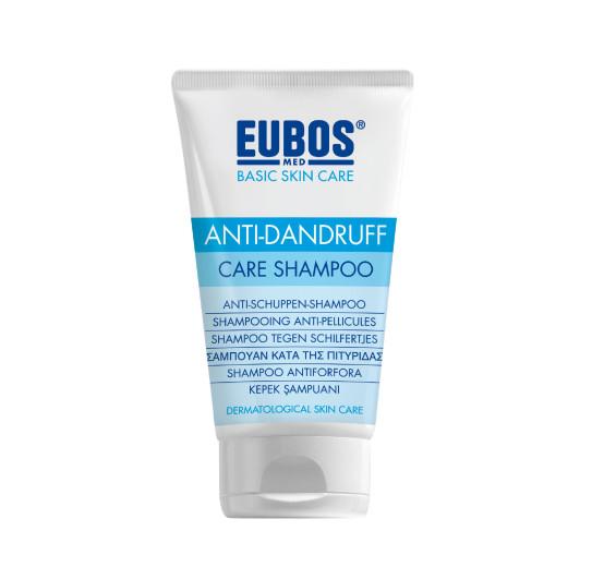 Eubos Med negovalni šampon proti prhljaju, 150 ml