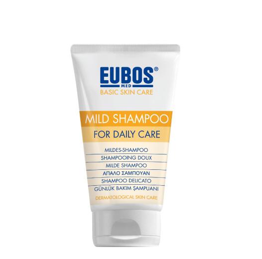 Eubos Med blagi negovalni šampon za lase, 150 ml