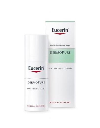 Eucerin DermoPure Mat fluid, 50 ml