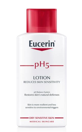 Eucerin pH5, losjon, 200 ml