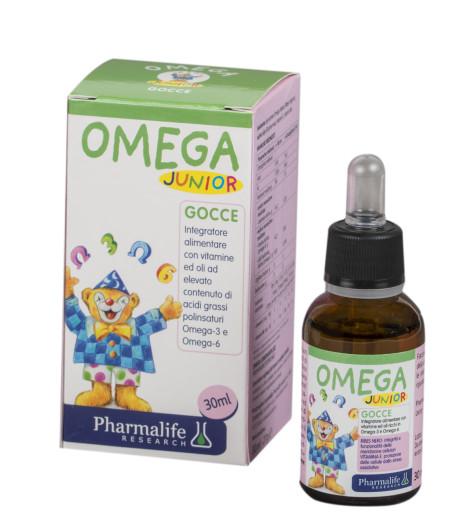 Fitobimbi Omega Junior, kapljice, 30 ml
