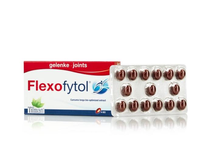 Flexofytol, 60 mehkih kapsul