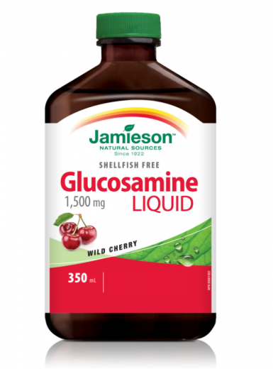 Jamieson Glukozamin sirup, 350 ml