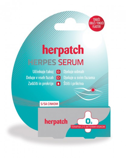 Herpatch Herpes Serum - tuba, 5 ml