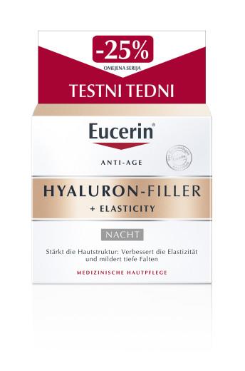 Eucerin Hyaluron-Filler, nočna krema, 50 ml