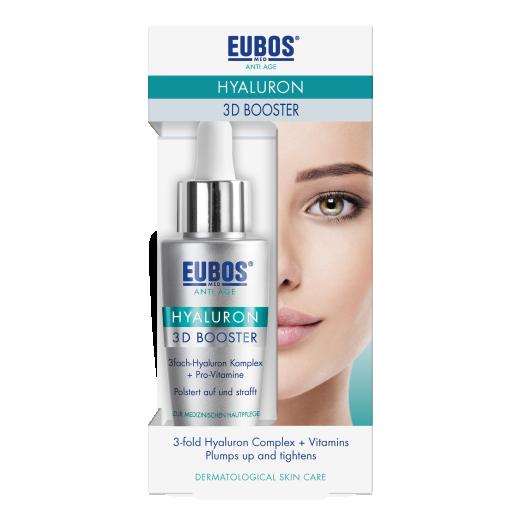 Eubos Anti Age 3D booster, 30 ml