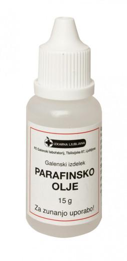 Parafinsko olje, 15 g