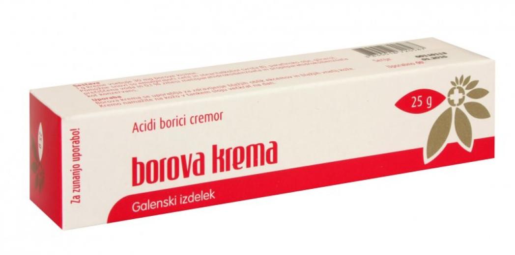 Borova krema, 25 g