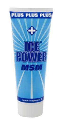 Ice Power, Plus MSM gel, 200 ml
