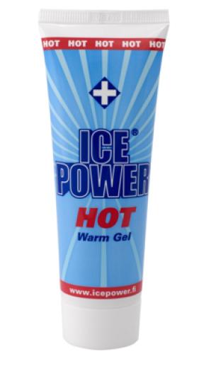 Ice Power, Hot grelni gel,75 ml