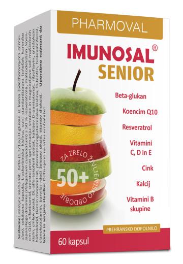 Imunosal Senior, 60 kapsul