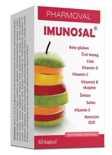 Imunosal, 60 kapsul