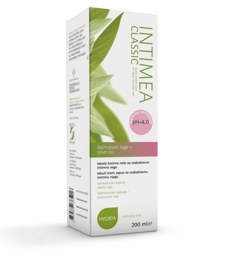Intimea Classic, intimno milo, 200 ml