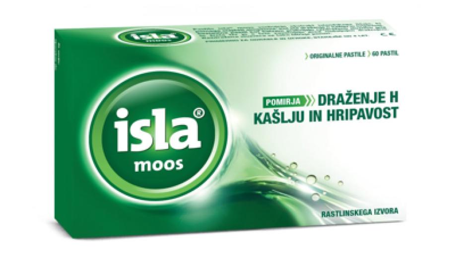 Isla Moos, 60 pastil