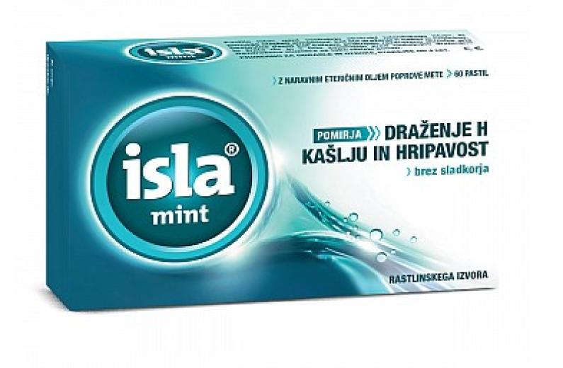 Isla Mint, 60 pastil