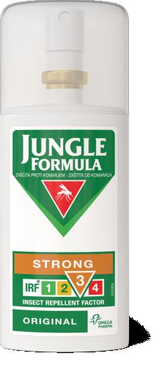 Jungle Formula Strong Original, zaščita proti komarjem, 75 ml