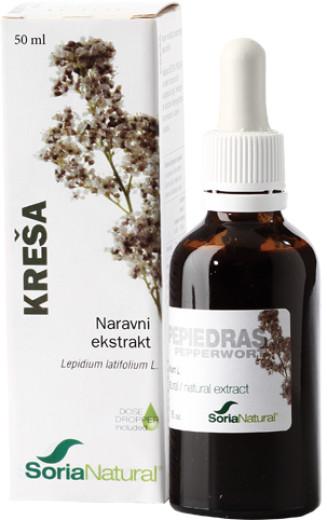 Soria Natural Kreša, kapljice,50 ml