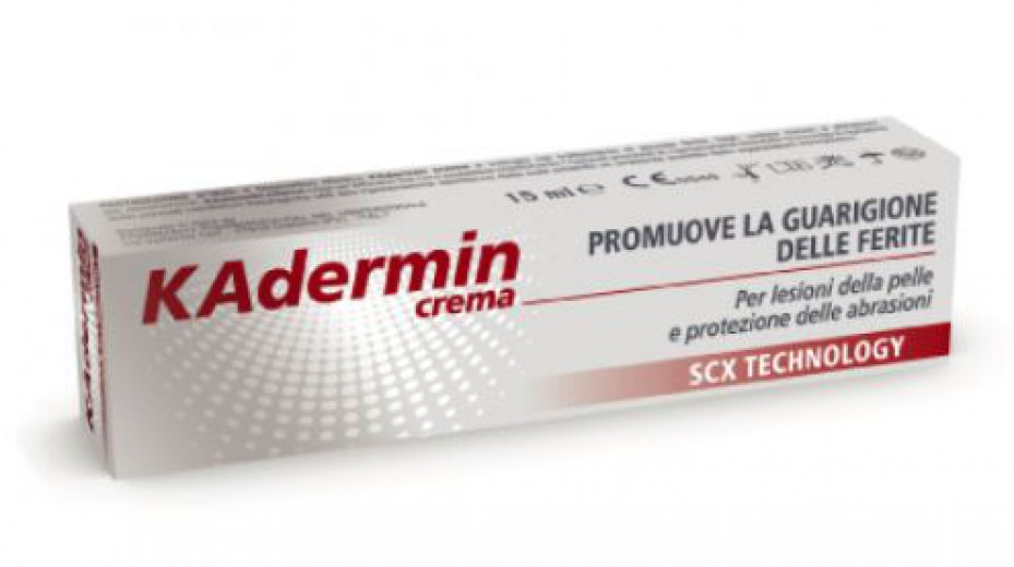 Kadermin krema, 15 ml
