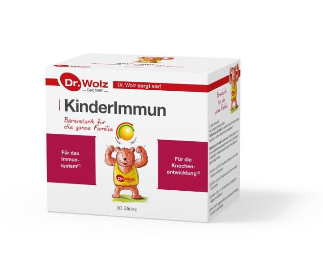Dr. Wolz KinderImmun, 30 vrečk