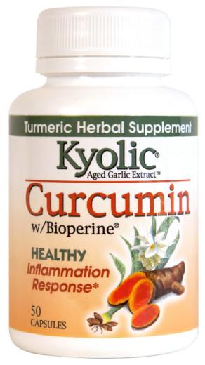 Kyolic Curcumin, 50 kapsul