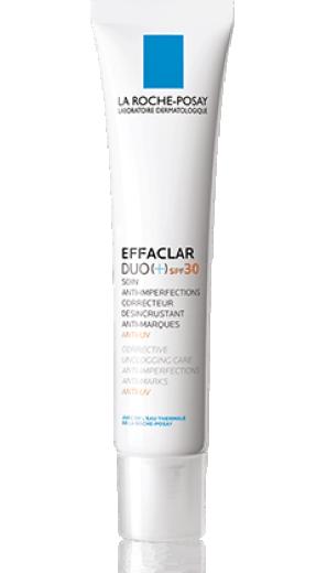 La Roche-Posay Effaclar Duo+ -  ZF30, kremni gel, 40 ml