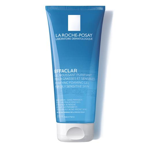 La Roche-Posay Effaclar, peneči čistilni gel, 200 ml