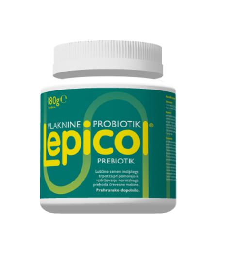Lepicol, prašek, 180 g