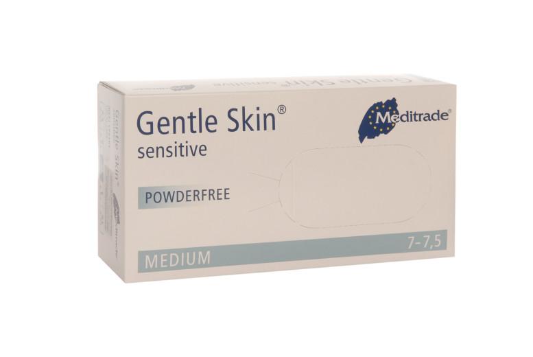 Meditrade Rokavice brez smukca, GentleSkin - M, 100 kosov