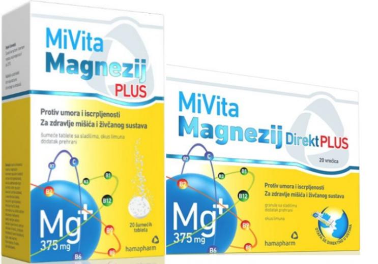 Mivita Magnezij paket