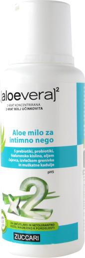 Aloe Vera X2, Aloe milo za intimno nego, 250 ml