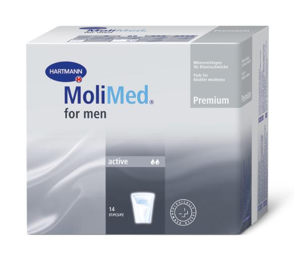 MoliMed for Men Active, 14 predlog