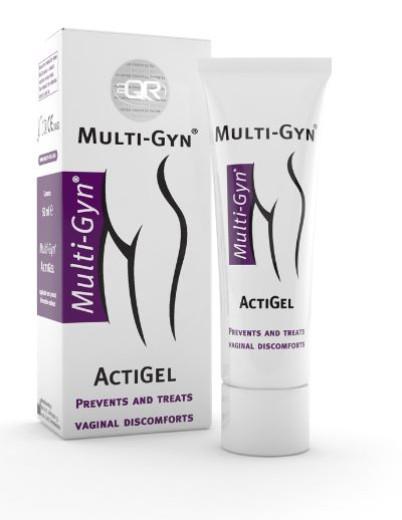 Multi-Gyn Actigel gel, 50 ml