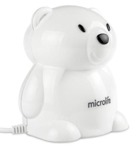 Microlife inhalator NEB 400 kompresorski za otroke, 1 inhalator
