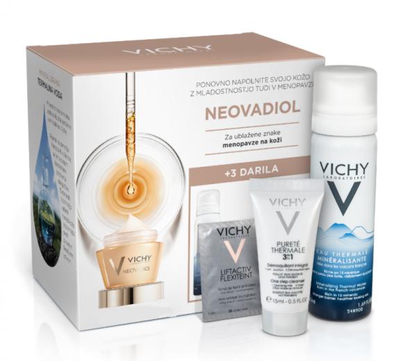 Vichy Paket Neovadiol Magistral, hranljivi balzam za gostoto kože, 50 ml