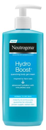 Neutrogena Hydro Boost gel krema za telo, 250 ml