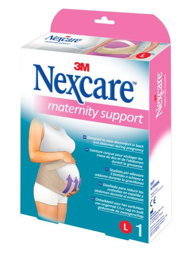 Nexcare opora za nosečniški trebuh L-XL, 1 kos