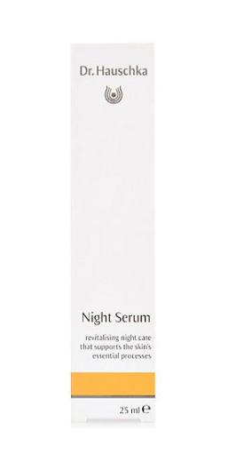 Dr. Hauschka Nočni serum, 25 ml