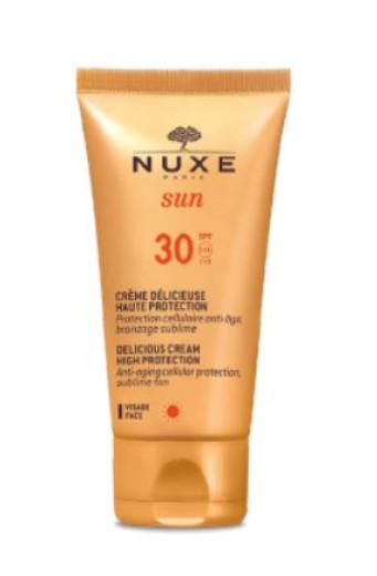 Nuxe Sun krema za obraz - ZF30, 50 ml