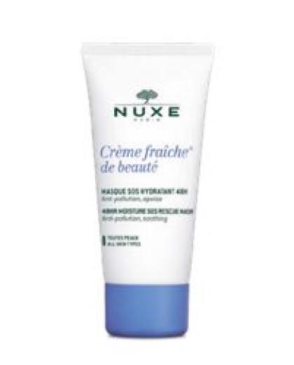 Nuxe Creme Fraiche de Beaute 48-urna SOS maska, 50 ml