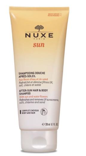 Nuxe Sun šampon za po sončenju za lase in telo, 200 ml