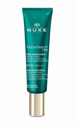 Nuxe Nuxuriance Ultra regeneracijska anti-age krema - ZF20, 50 ml