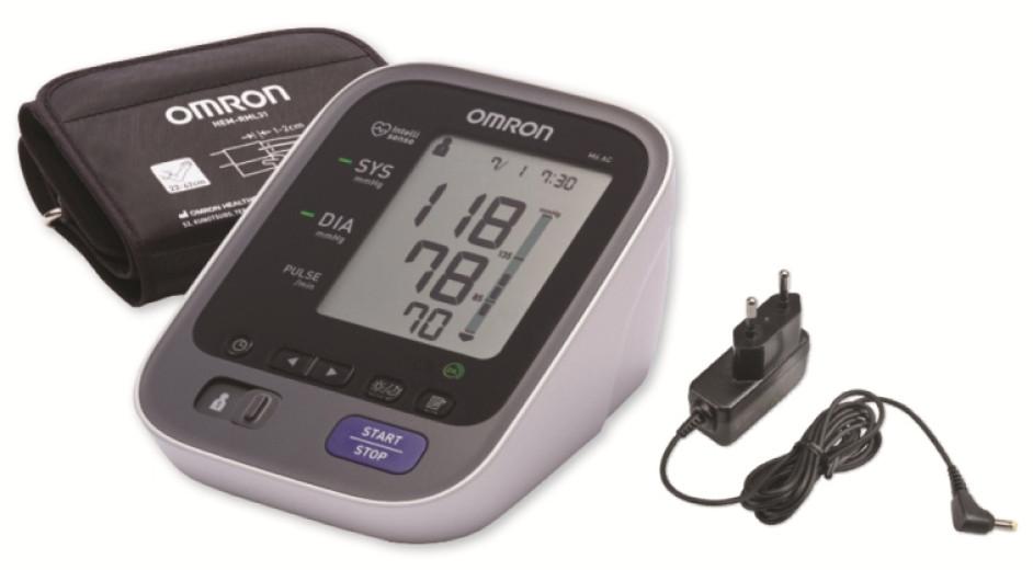 Omron M6 AC, merilnik krvnega tlaka