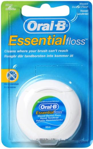 Oral B Essential Floss MINT zobna nitka