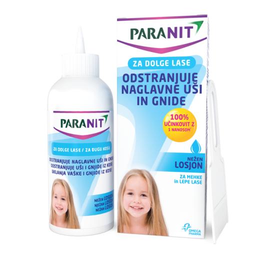 Paranit, losjon za dolge lase, 150 ml