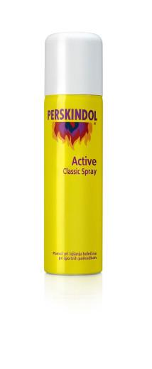 Perskindol Active Classic sprej, 150 ml