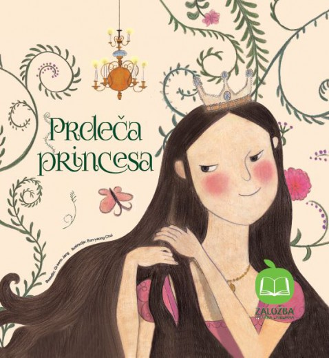 Otroška slikanica, Prdeča princesa