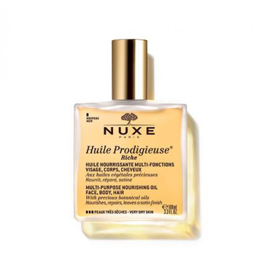 Nuxe Prodigieuse bogato suho olje, 100 ml