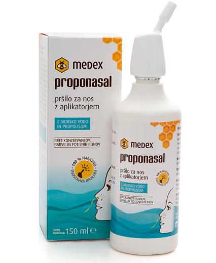 Medex Proponasal, pršilo za nos, 150 ml