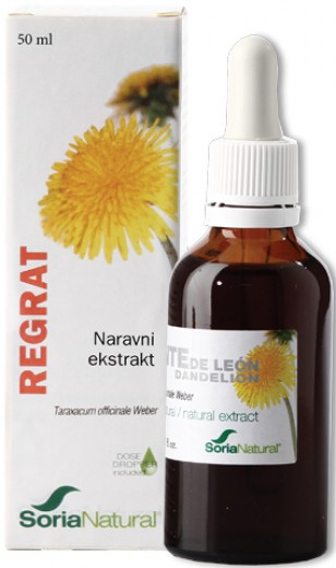 Soria Natural Regrat, kapljice, 50 ml